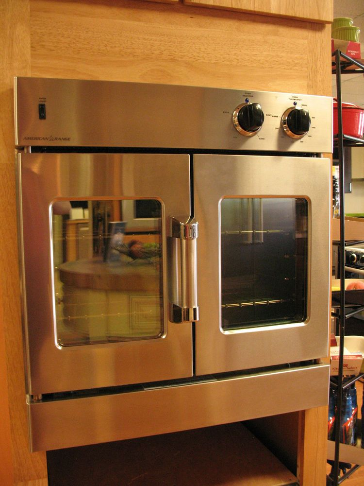 Details About American Range Legacy Series 30 Electric Double
