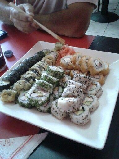 Sushi Con la Familia
