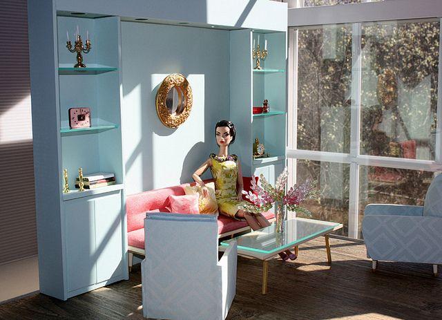 Barbie Furniture, Welcome Home Furniture