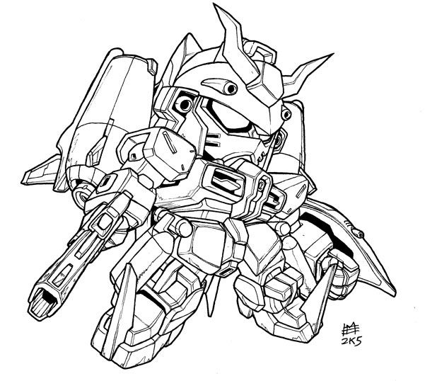 gundam coloring pages Gundam Coloring Pages | Gd | Gundam, Gundam wing, Chibi gundam coloring pages