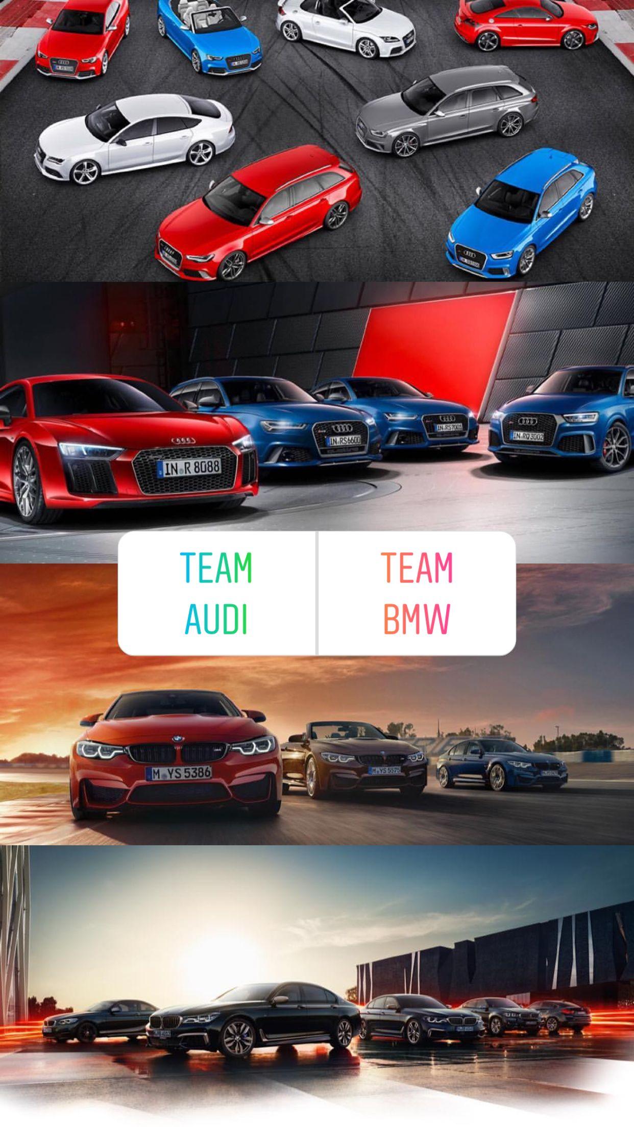 Audi Or Bmw