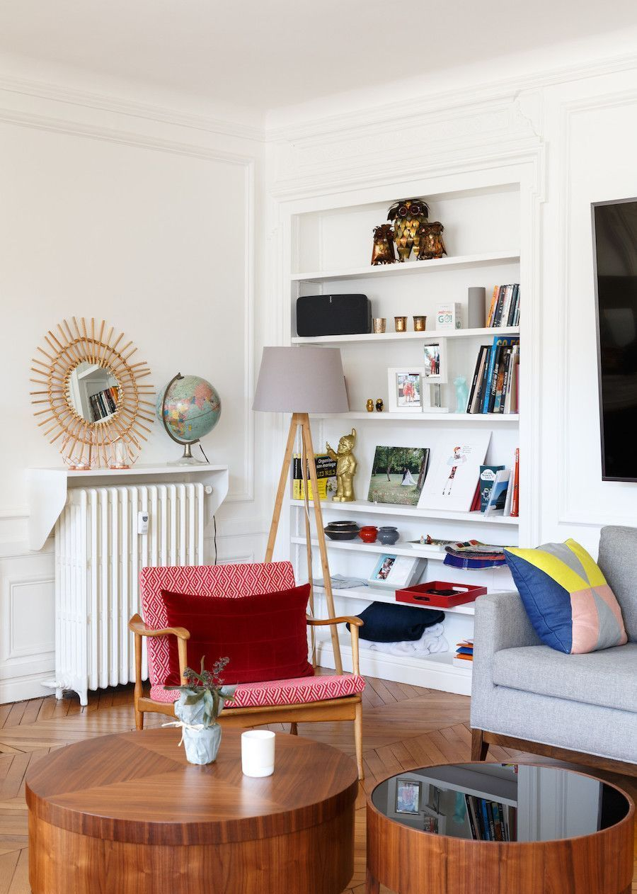 59 Parisian Living Rooms To Make You Swoon In 2020 Parisian Living Room Parisian Apartment Decor Parisian Room #parisian #living #room #ideas