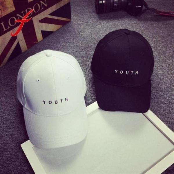 110250f8a64 Summer 2017 Brand New Cotton Mens Hat Youth Letter Print Unisex Women Men  Hats
