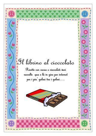 Ricette al cioccolato