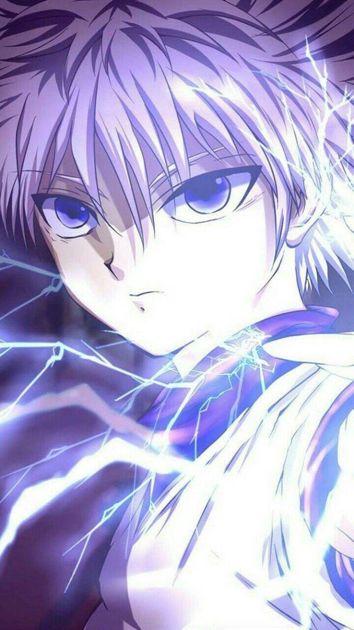 Killua Hunter Anime Hunter X Hunter Killua