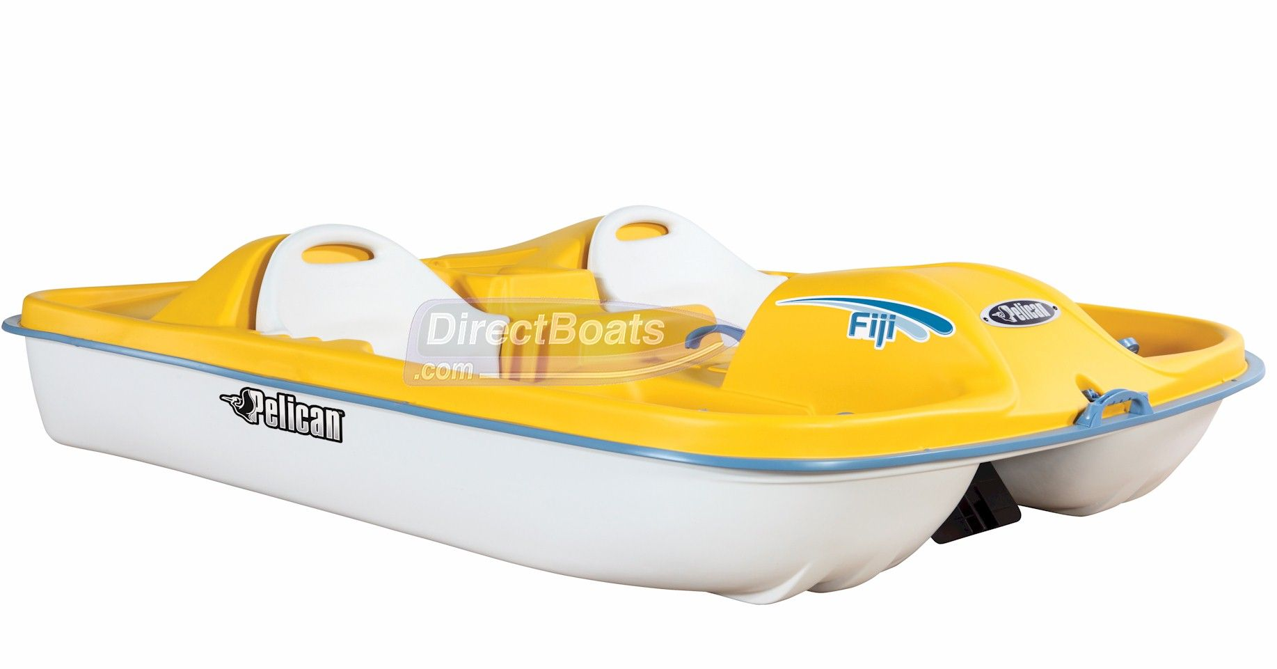 Purchase your very own fiji pedal boat at directboats com http