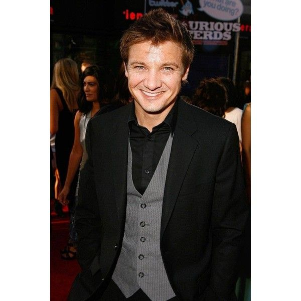 Jeremy Lee Renner XY ❤ liked on Polyvore featuring avengers