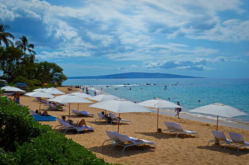 Als At Mokapu Beach On Where Is Maui Travel Vacation Hawaii