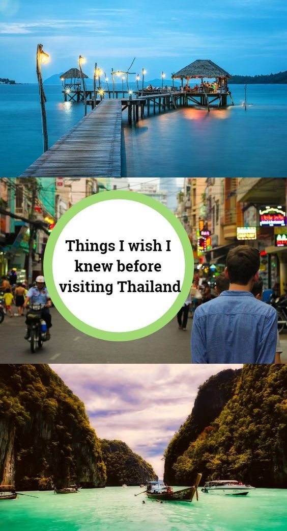 12 things to know before visiting Thailand