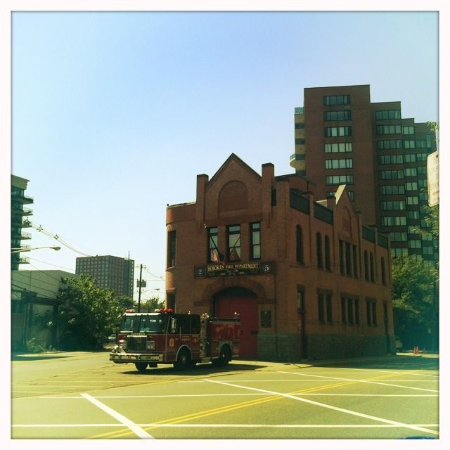 Fire Station on Observer Hwy
