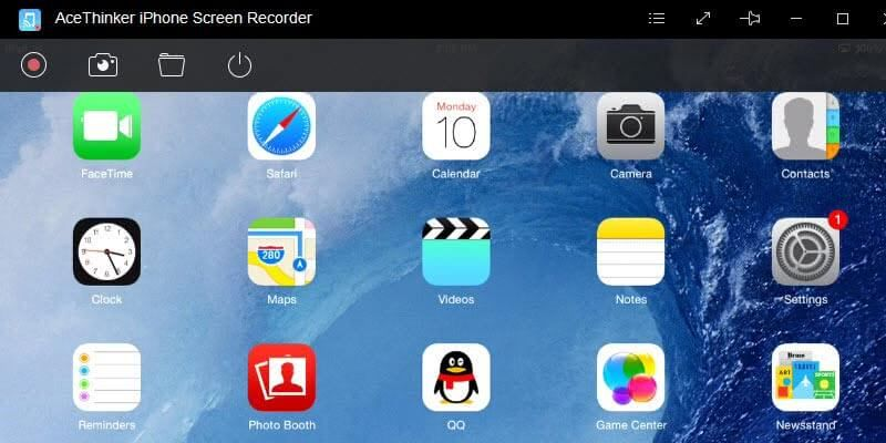 Acethinker iphone screen recorder review 33 off