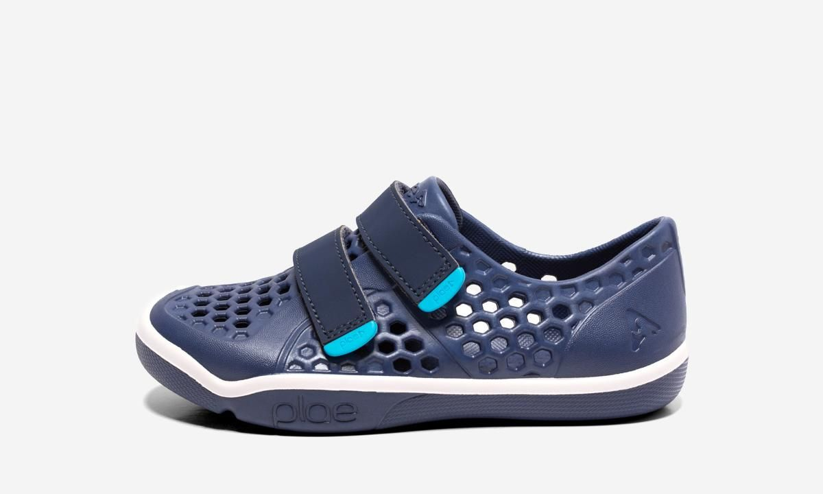 mimo - crown blue | Kids shoe stores