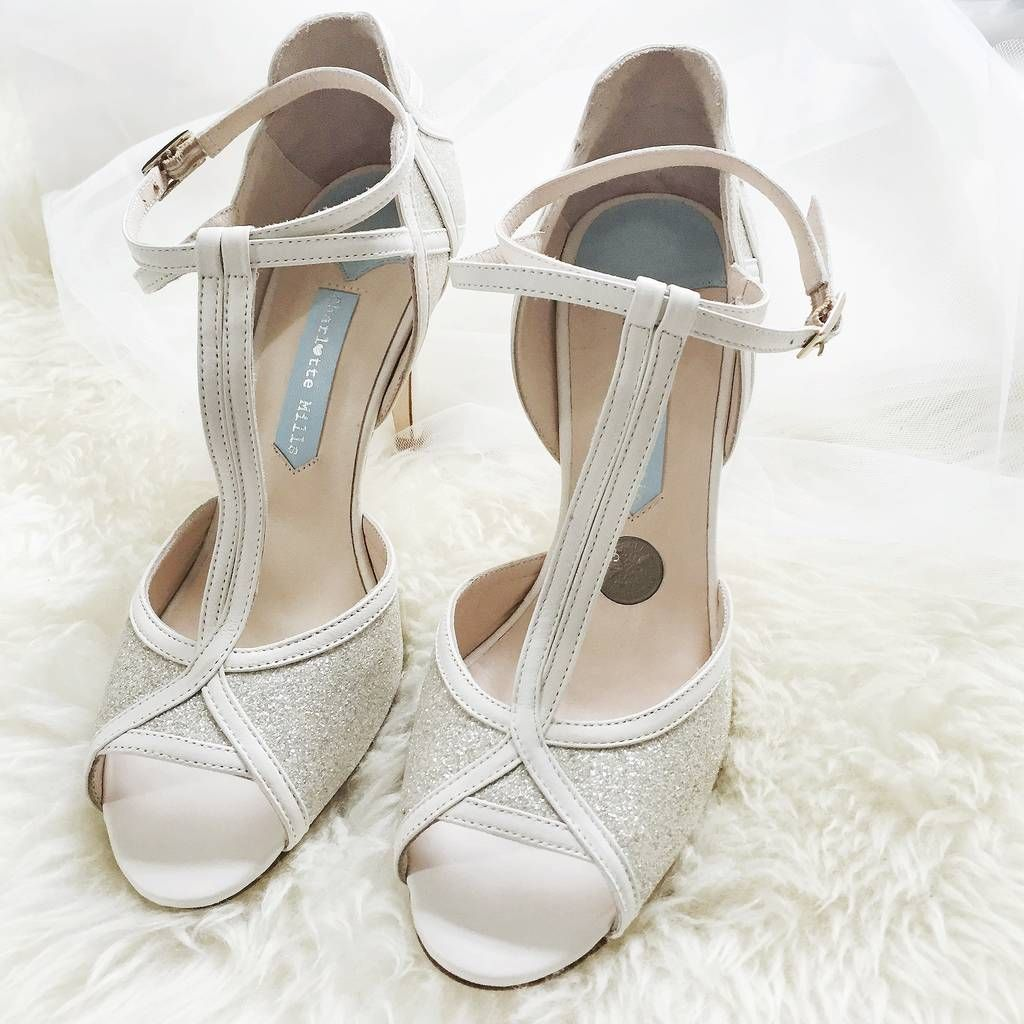 Are you interested in our vintage t bar wedding shoes