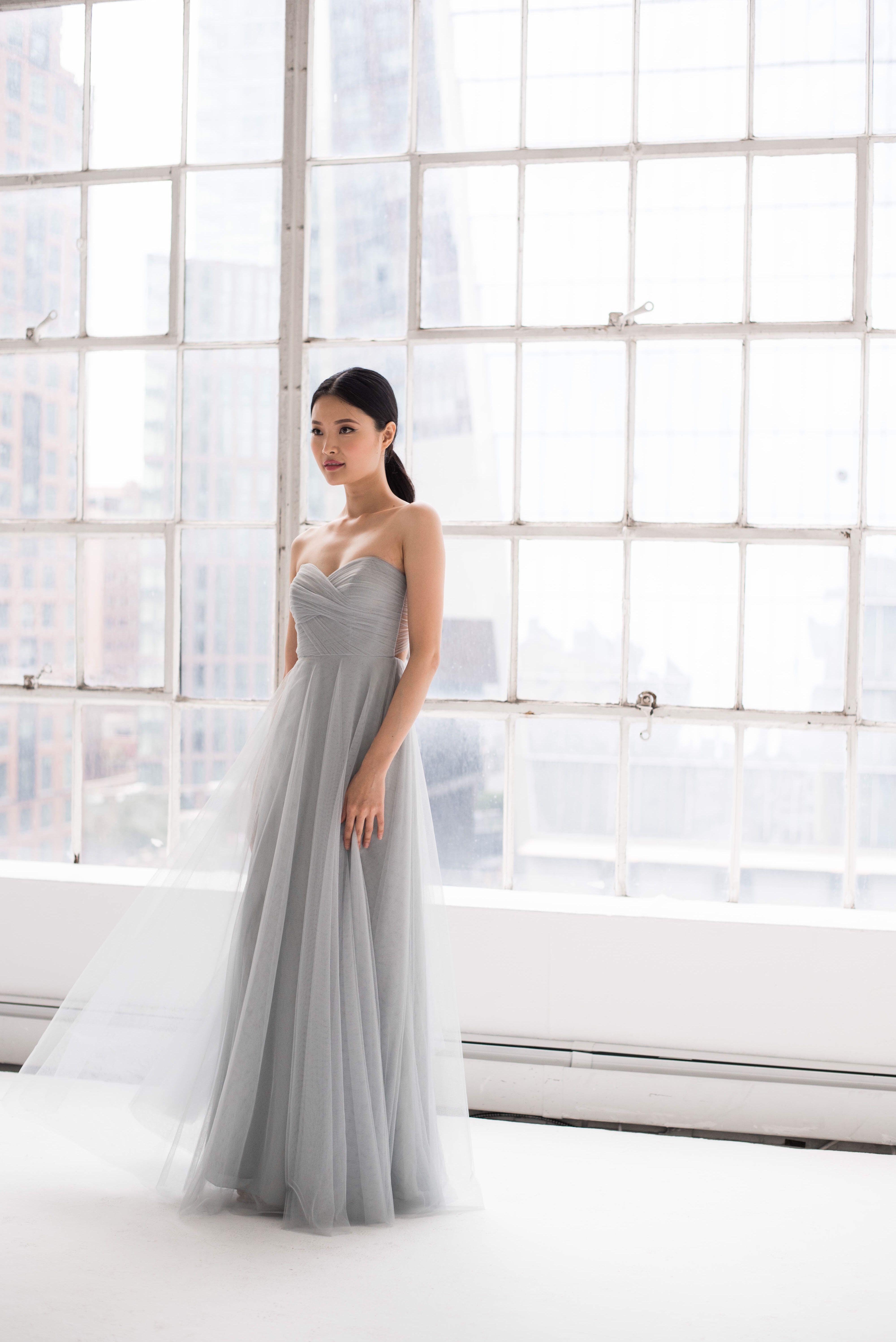 Jenny Yoo 2018 • Long Tulle \