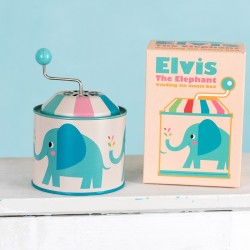 Boite A Musique Elvis L Elephant Boite A Musique Jeux Pour Tout Petit Musique Enfant
