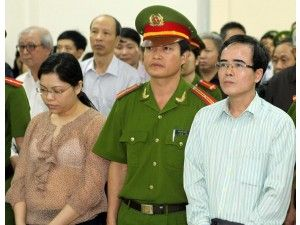 Vietnamese activist freed after 2.5 years