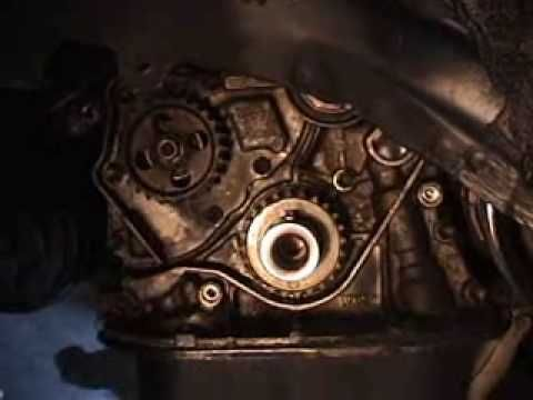 TOYOTA ENGINE TIMING BELT & WATER PUMP INSTALLATION ON DVD | The How
