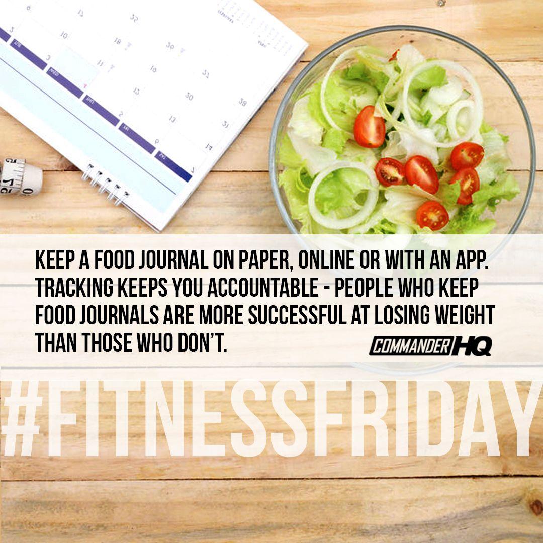online food journal