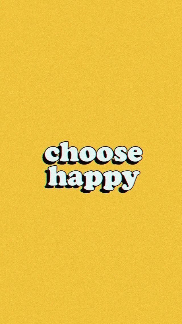 yellow aesthetic, happy, bright, quotes, aesthetic, vsco