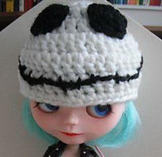 Blythe Pre-Xmas Nightmare Hat