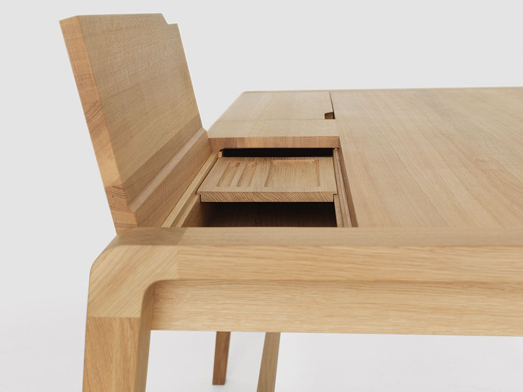 Tisch secret sekret r schreibtisch pinterest desks for Tisch design wood