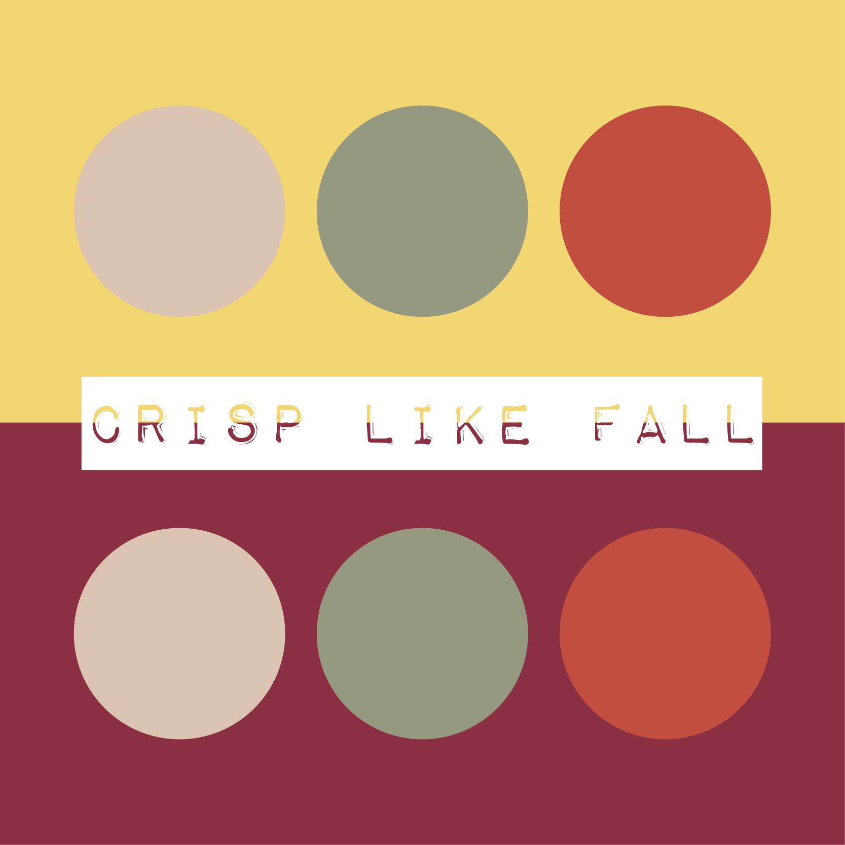 Are you ready for fall? Crisp air, crunchy leaves, and sweet apple cider!