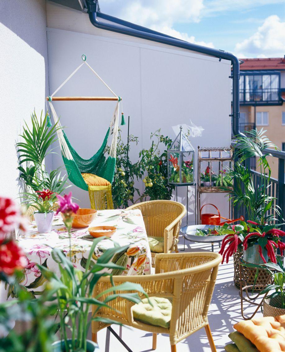Fiori Perenni Da Balcone decorare il balcone in 5 stili | decorazione da balcone