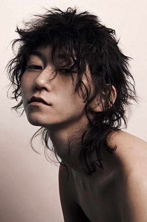Korean Long Messy Haircuts Medium Length Hair Styles Androgynous Haircut Thick Hair Styles