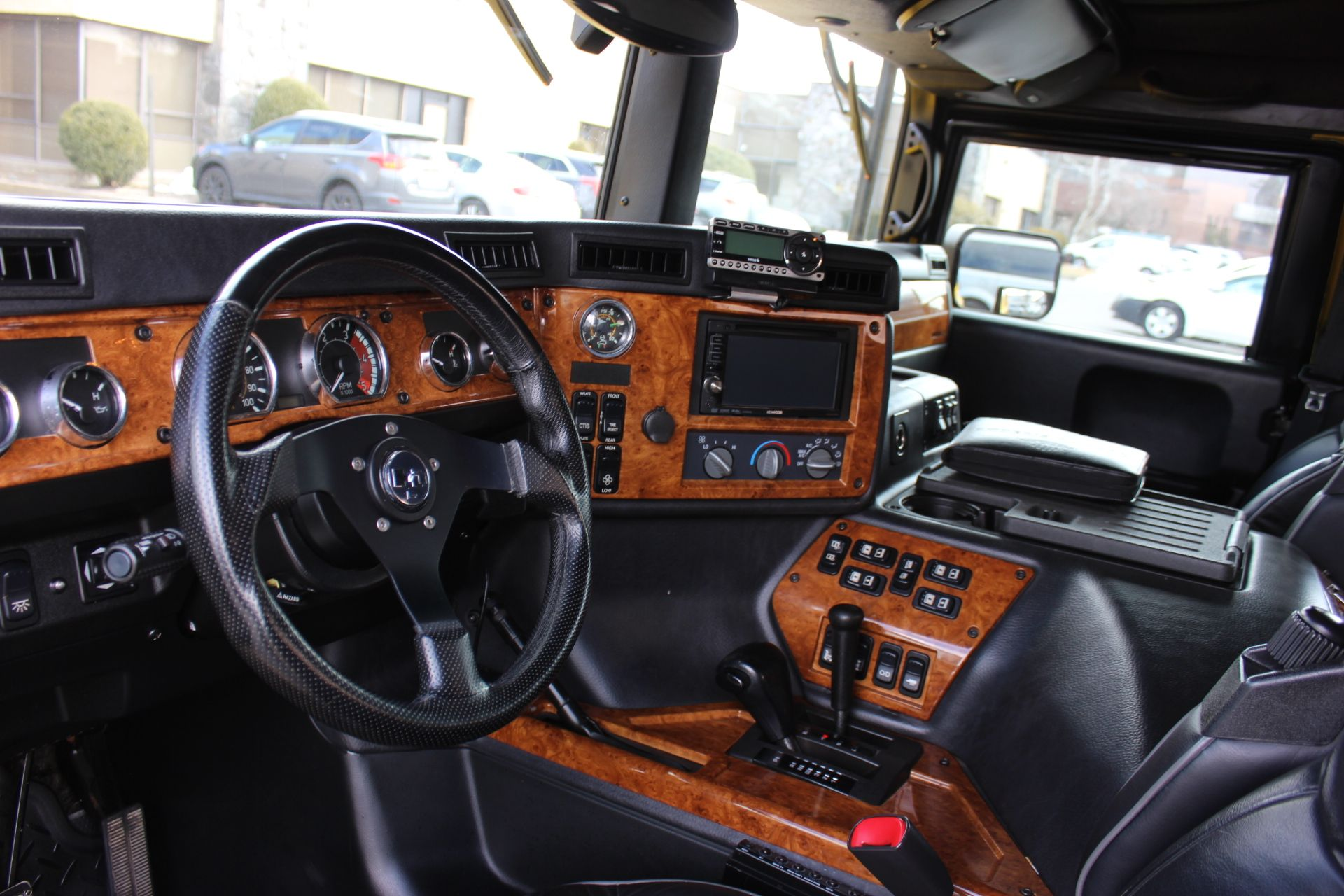 Dashboard 2006 Hummer H1 Alpha Open Top Powered By A 6 6l Duramax Turbo Diesel V8 With 5 Speed A T Hummer H1 Duramax Turbo Hummer H1 Alpha