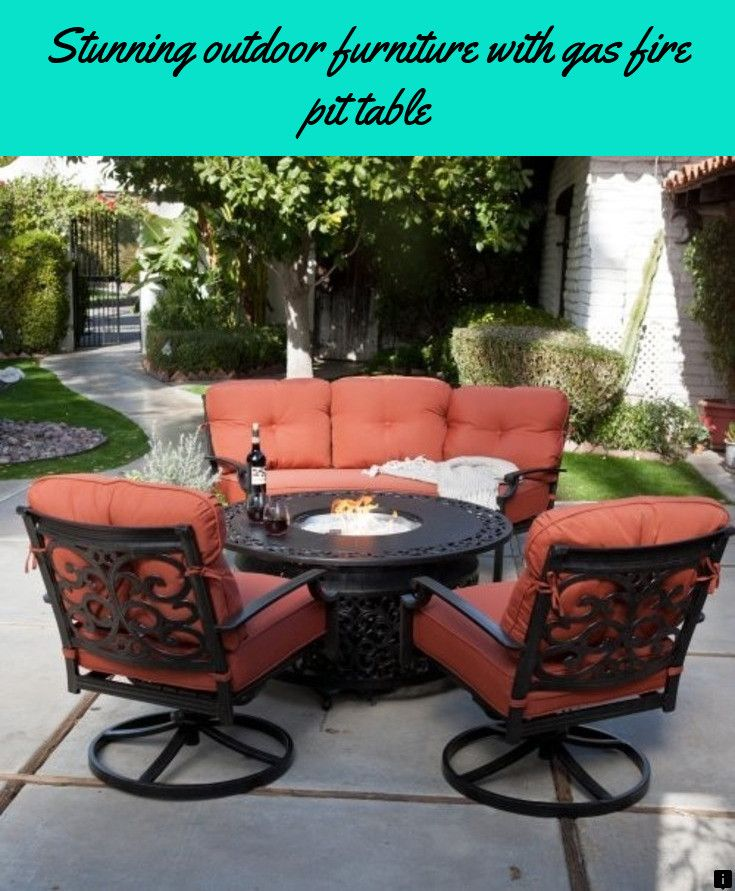 --Check out the link to read more about outdoor furniture with gas fire pit  table. Please click here for more_ Do not miss our web pages! - Check Out The Link To Read More About Outdoor Furniture With Gas
