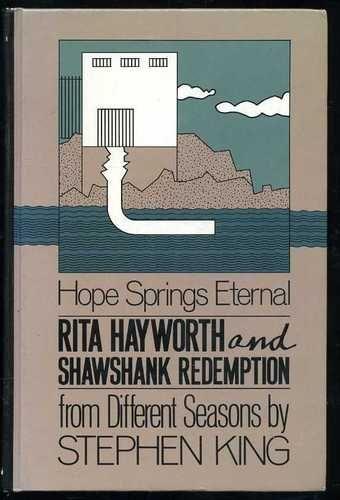 404 Document Not Found The Shawshank Redemption Rita Hayworth Book Essay Hope