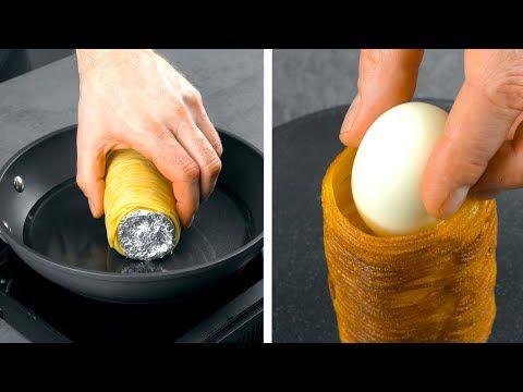 ¿Compraste demasiado papel higiénico y pasta? ¡Puedes cocinar ESTO! - YouTube