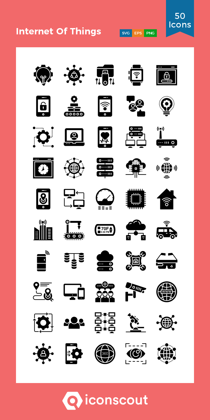 Download Internet Of Things Icon Pack Available In Svg Png Eps Ai Icon Fonts In 2021 Icon Pack Icon Icon Font