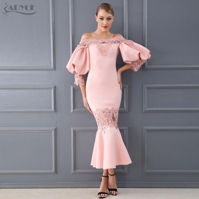 Adyce 2018 Novas Mulheres Se Vestem Estilo Celebridade Clubwear ...