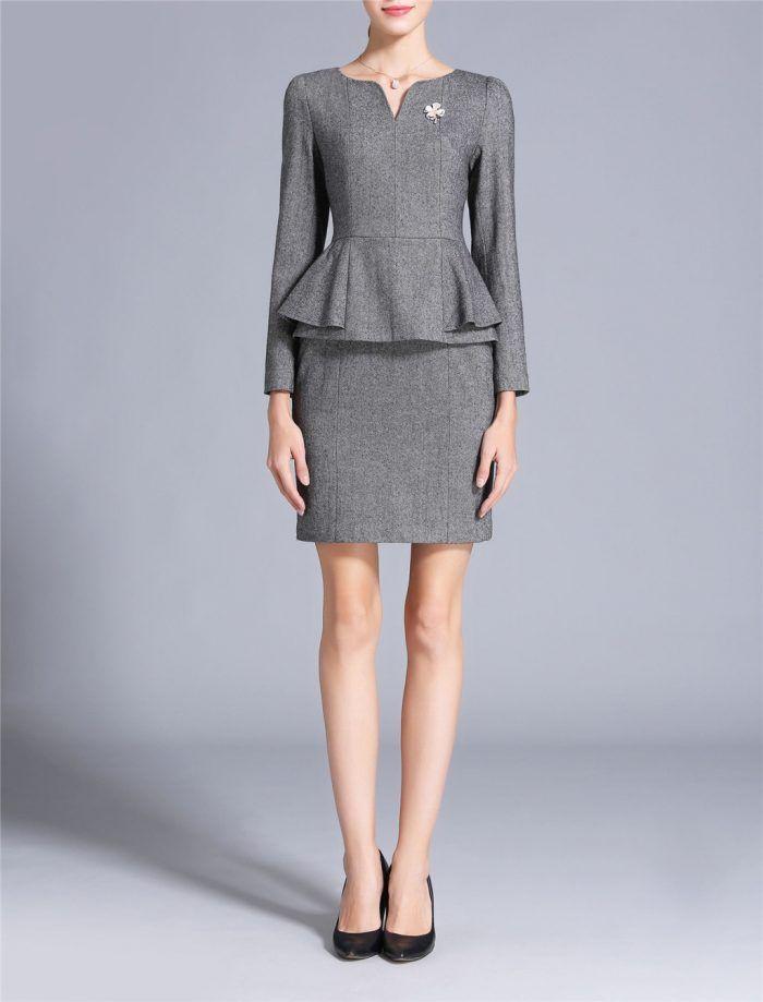 2b9e1fc24ad 25 Latest Ladies Smart Dresses Collection - SheIdeas