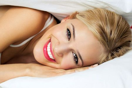 here's how to take advantage of your beauty sleep