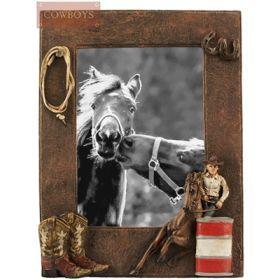 Porta Retrato Country Tambor