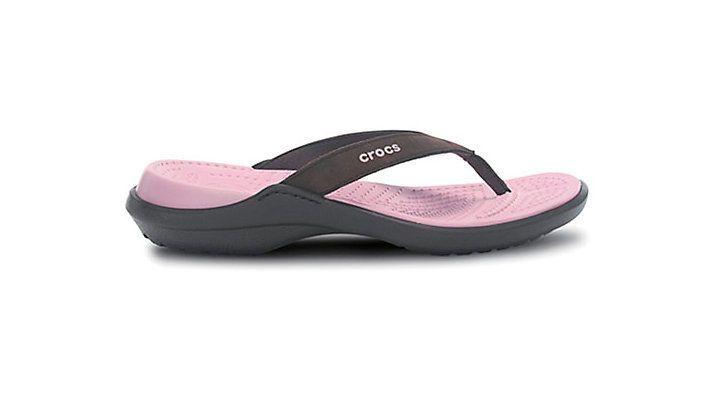 a54d5e3e44e2 Crocs Capri IV Womens Flip-Flop  Crocs  CapriIV