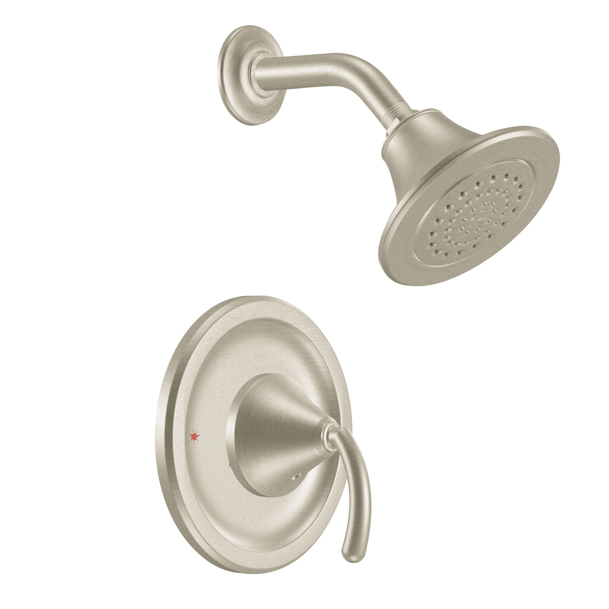 Moen Icon Posi Temp Shower Only Brushed Nickel Shower Faucet