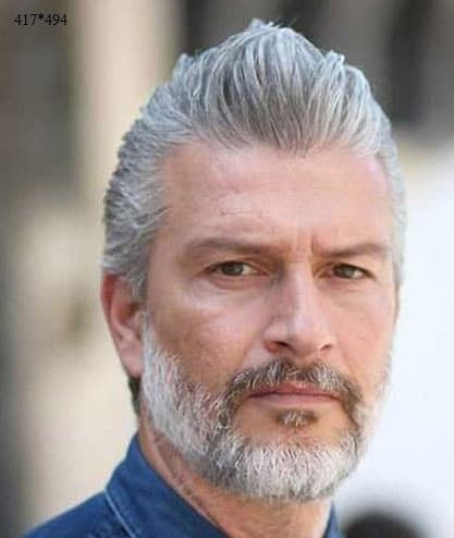 older mens hairstyles for fine hair  older mens