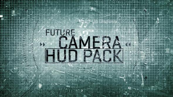 Future Camera Hud Elements Motion Design Video Camera Motion Design