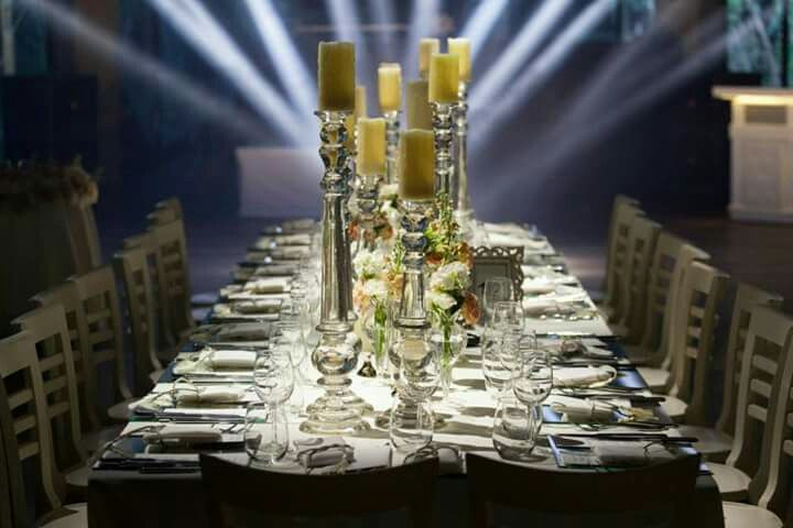 The perfect wedding table