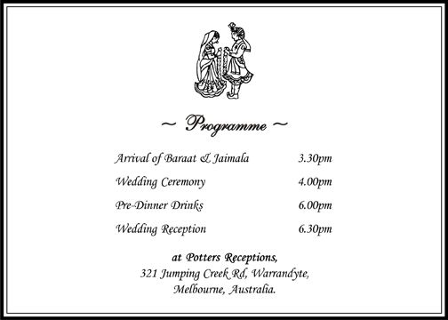 Hindu Wedding Invitation Wordings Hindu Wedding Cards Wordings