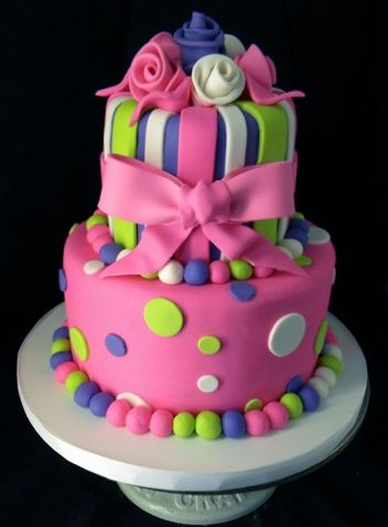 Girls Birthday Cake Recipes Maybe Try This For One Of The Trying To Find Each Girl In Advance