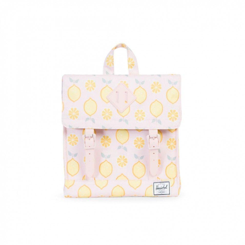 Herschel Supply Co. Survey Kids lemon drop backpack - Backpacks - Bags    Travel - Gifts   Home 9152a56ba728c