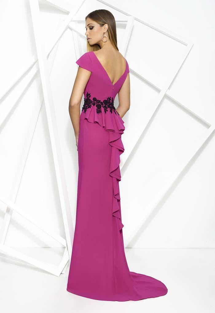 vestidos de fiesta cabotine: tendencias 2017 | valerio luna | Pinterest