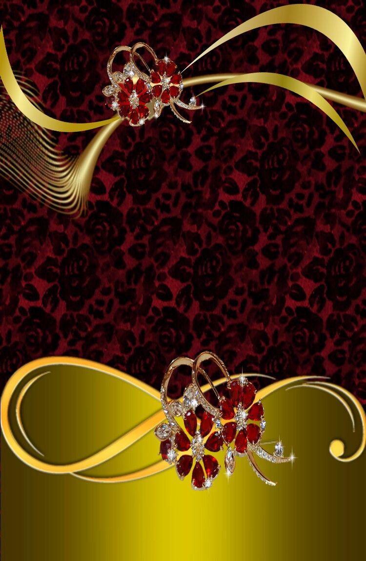 Pin by Lynn Hays on REDGOLD Bling wallpaper, Cellphone