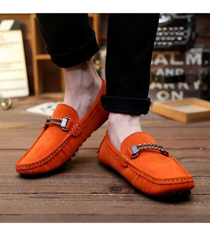 Rope Pattern Breathable Fashion Sneakers Running Shoes Slip-On Loafers Classic Shoes