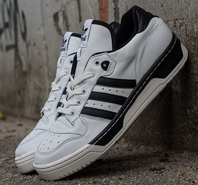 "Preview: adidas Rivalry Lo ""White & Black"""