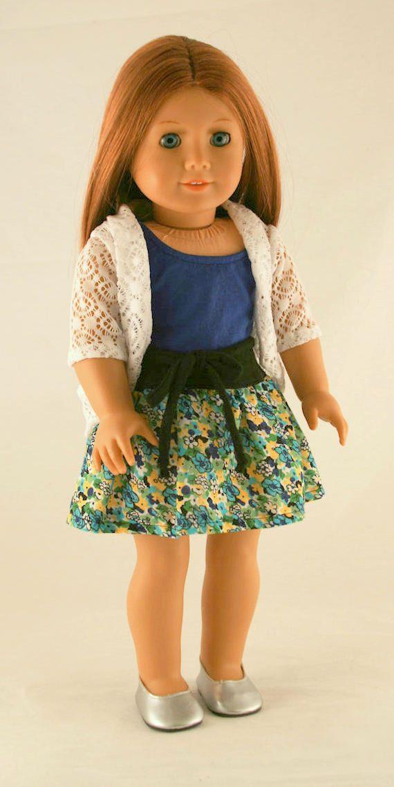 American Girl -- Childhood in a nutshell